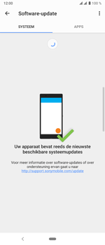 Sony xperia-10-plus-I4123 - Software updaten - Update installeren - Stap 7