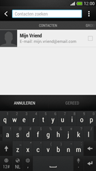 HTC One Mini - E-mail - Hoe te versturen - Stap 6