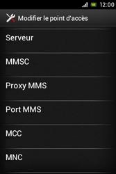Sony ST23i Xperia Miro - Internet - configuration manuelle - Étape 14