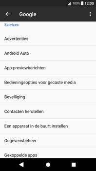 Sony Xperia L2 - Beveiliging en privacy - Zoek mijn mobiel activeren - Stap 5