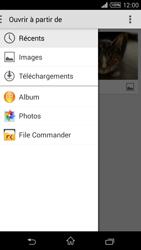 Sony Xpéria T3 - Contact, Appels, SMS/MMS - Envoyer un MMS - Étape 13
