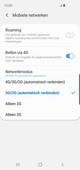 Samsung Galaxy S10e - Netwerk - 4G instellen - Stap 7