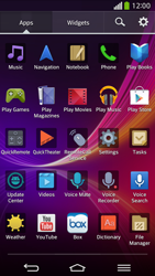 LG G Flex D955 - Internet - Manual configuration - Step 3