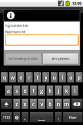 Alcatel OT-991 Smart - WiFi - Handmatig instellen - Stap 8