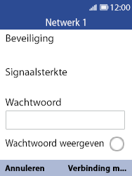Nokia 8110-ta-1071 - WiFi - Handmatig instellen - Stap 8