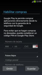 Samsung I9300 Galaxy S III - Aplicaciones - Tienda de aplicaciones - Paso 15