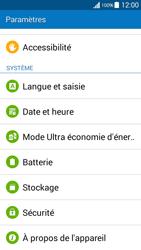 Samsung Galaxy Grand Prime (G530FZ) - Sécuriser votre mobile - Personnaliser le code PIN de votre carte SIM - Étape 4