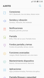 Samsung Galaxy S7 - Android Nougat - Internet - Ver uso de datos - Paso 4