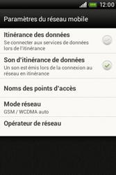 HTC A320e Desire C - MMS - configuration manuelle - Étape 6