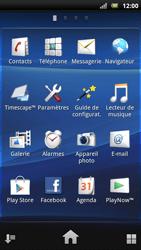 Sony Ericsson Xpéria Arc - Internet et connexion - Partager votre connexion en Wi-Fi - Étape 3