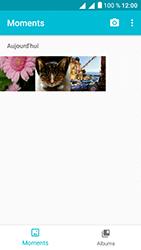 Alcatel U5 - Photos, vidéos, musique - Envoyer une photo via Bluetooth - Étape 4
