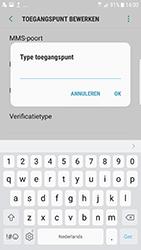 Samsung Galaxy S6 Edge - MMS - handmatig instellen - Stap 13