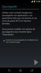Sony Xpéria Z1 - Premiers pas - Créer un compte - Étape 24