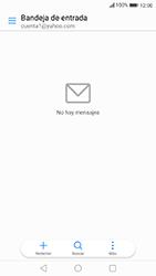 Huawei P10 Lite - E-mail - Configurar Yahoo! - Paso 4