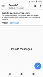 Sony Xperia XA2 - E-mail - Configuration manuelle - Étape 6