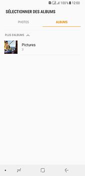 Samsung Galaxy A8 - Contact, Appels, SMS/MMS - Envoyer un MMS - Étape 18