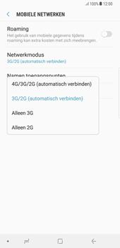 Samsung Galaxy S8 Plus - Android Oreo - Netwerk - 4G/LTE inschakelen - Stap 7