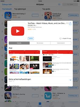 Apple iPad 9.7 (Model A1823) - Applicaties - Account aanmaken - Stap 26