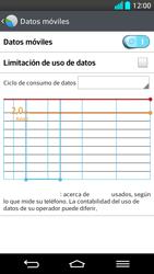 LG G2 - Internet - Ver uso de datos - Paso 5
