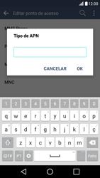 LG K10 4G - MMS - Como configurar MMS -  13