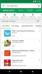 Google Pixel 2 - Aplicativos - Como baixar aplicativos - Etapa 5