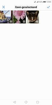 Huawei Mate 10 Pro Dual-SIM (Model BLA-L29) - E-mail - Bericht met attachment versturen - Stap 13