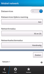 BlackBerry Z10 - Buitenland - Bellen, sms en internet - Stap 12