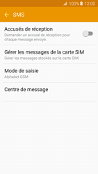 Samsung A510F Galaxy A5 (2016) - SMS - Configuration manuelle - Étape 10
