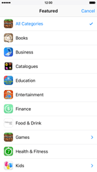 Apple iPhone 6 iOS 9 - Applications - Download apps - Step 6