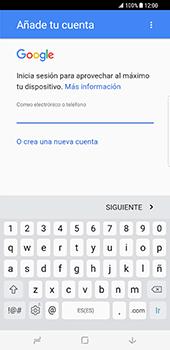 Samsung Galaxy S8 Plus - E-mail - Configurar Gmail - Paso 10