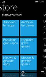 Microsoft Lumia 435 - Applicaties - Download apps - Stap 7
