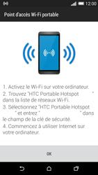 HTC Desire 816 - Internet et connexion - Partager votre connexion en Wi-Fi - Étape 15