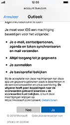 Apple iPhone 5s - iOS 12 - E-mail - e-mail instellen (outlook) - Stap 8