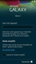 Samsung Galaxy S5 - Premiers pas - Créer un compte - Étape 31