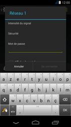 Acer Liquid Jade Z - WiFi et Bluetooth - Configuration manuelle - Étape 7