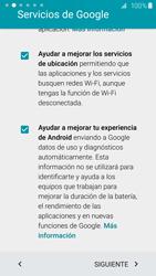 Samsung Galaxy S6 - Primeros pasos - Activar el equipo - Paso 14