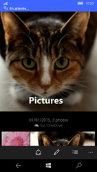 Microsoft Lumia 550 - Photos, vidéos, musique - Envoyer une photo via Bluetooth - Étape 11
