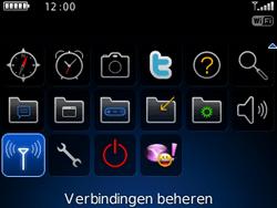 BlackBerry 9300 Curve 3G - Bellen - in het buitenland - Stap 3