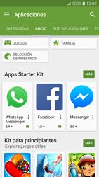 Samsung Galaxy S7 - Aplicaciones - Descargar aplicaciones - Paso 5