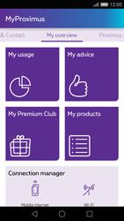 Huawei P8 - Applications - MyProximus - Step 12