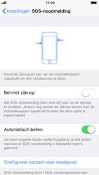 Apple iPhone 8 (Model A1905) - Beveiliging en ouderlijk toezicht - SOS-noodmelding gebruiken op je iPhone - Stap 5