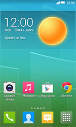 Alcatel Pop S3 (OT-5050X) - MMS - Envoi d