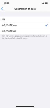 Apple iphone-x-met-ios-13-model-a1901 - Bellen - 4G Bellen activeren - Stap 7