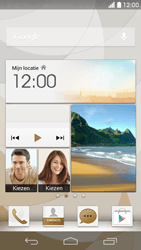 Huawei Ascend P6 (Model P6-U06) - Contacten en data - Contacten overzetten via Bluetooth - Stap 1