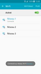 Samsung Galaxy J3 (2016) - Internet et connexion - Accéder au réseau Wi-Fi - Étape 8