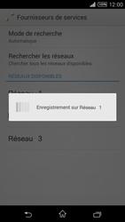 Sony Xperia T3 - Réseau - Utilisation à l
