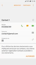 Samsung Galaxy A3 (2017) (A320) - Contact, Appels, SMS/MMS - Ajouter un contact - Étape 11