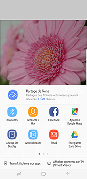 Samsung Galaxy S8+ - Photos, vidéos, musique - Prendre une photo - Étape 18