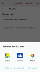 Samsung G920F Galaxy S6 - E-mail - envoyer un e-mail - Étape 11