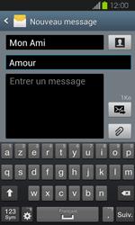 Samsung Galaxy Express - Contact, Appels, SMS/MMS - Envoyer un MMS - Étape 12